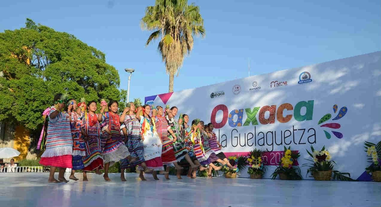 Amplían Guelaguetza en Irapuato