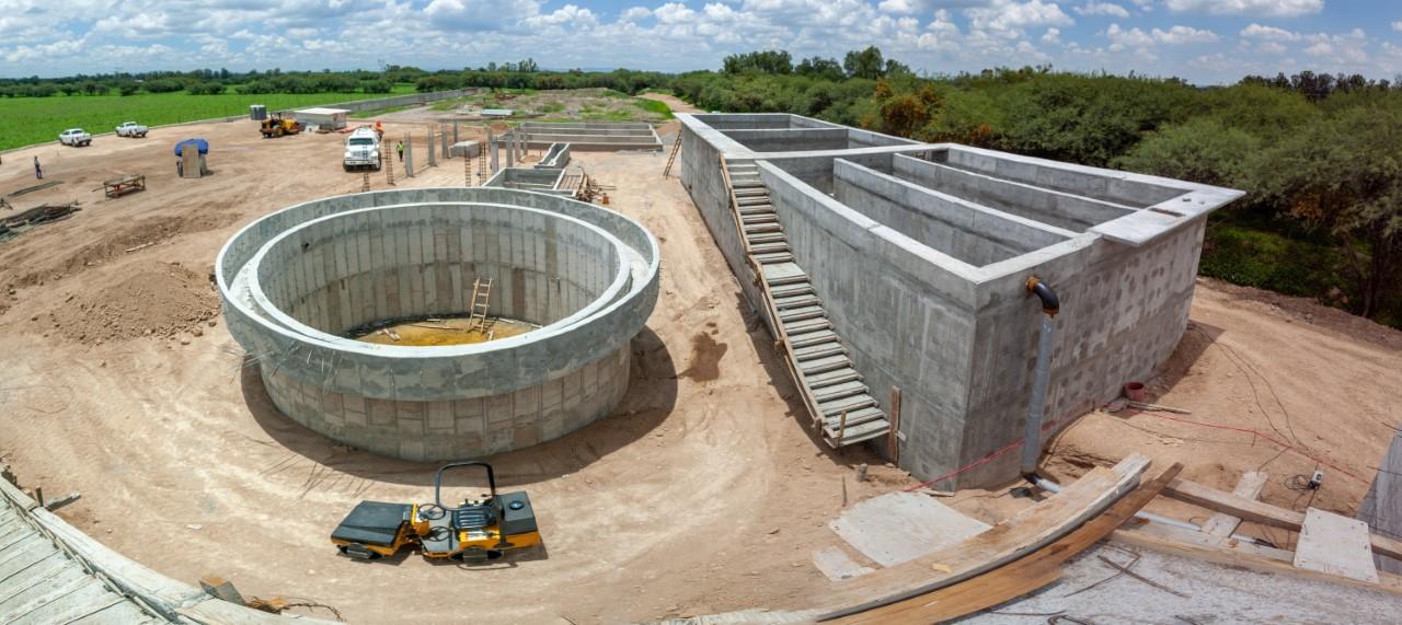 Beneficiarán a la zona suroeste de León con tratamiento de agua