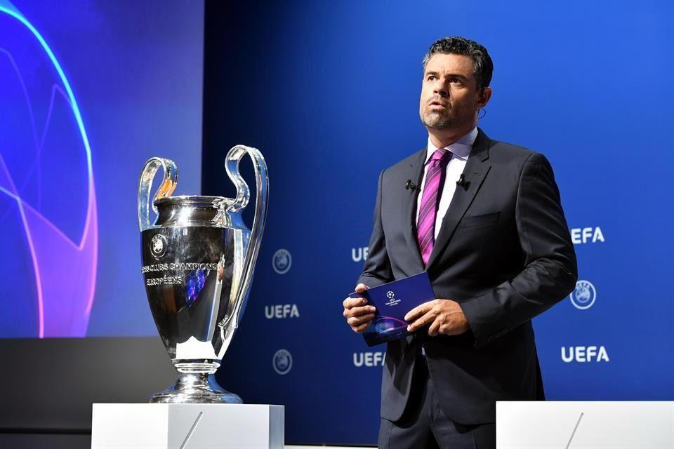 Anuncia UEFA duelos de Cuartos de Champions