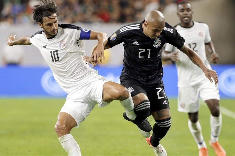 Arman partido amistoso entre México y Costa Rica
