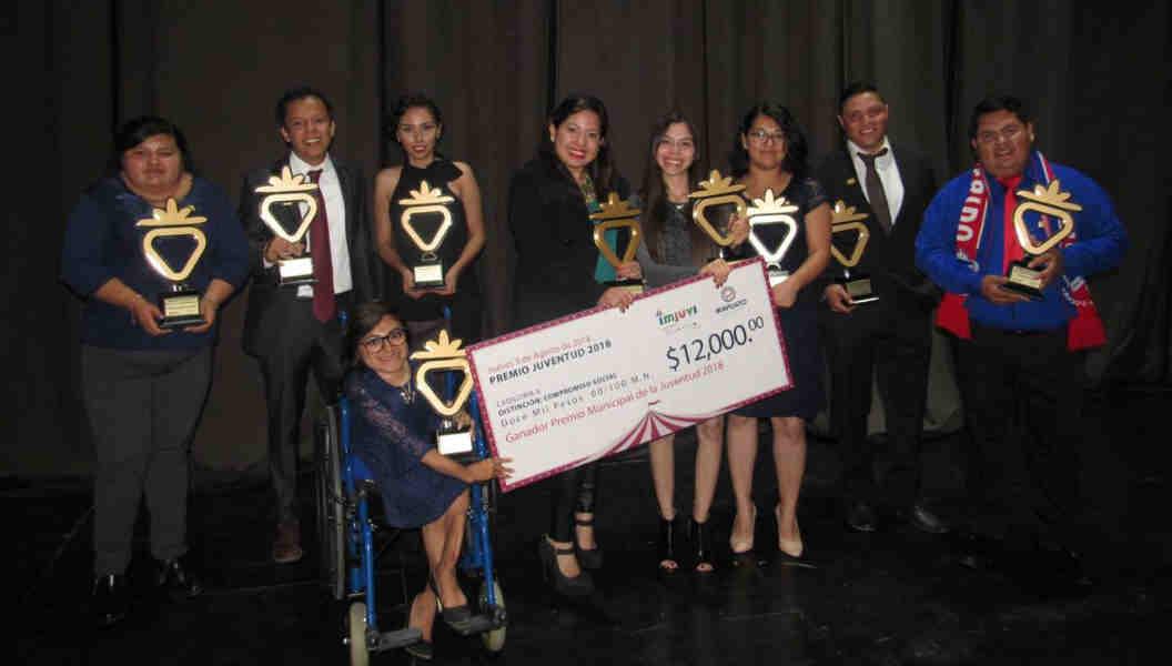 Invitan a participar en el Premio Municipal de la Juventud en Irapuato