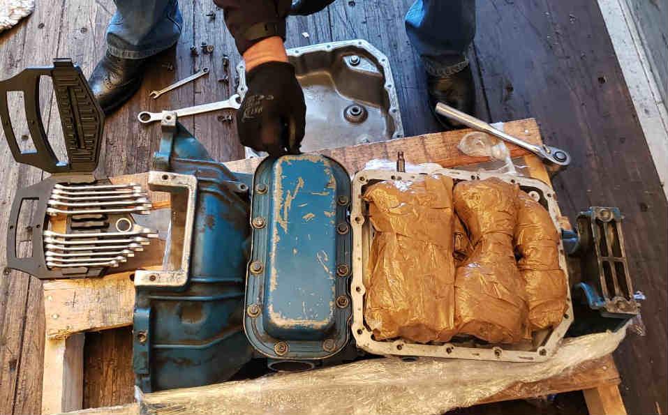Aseguran droga en paquetería de León