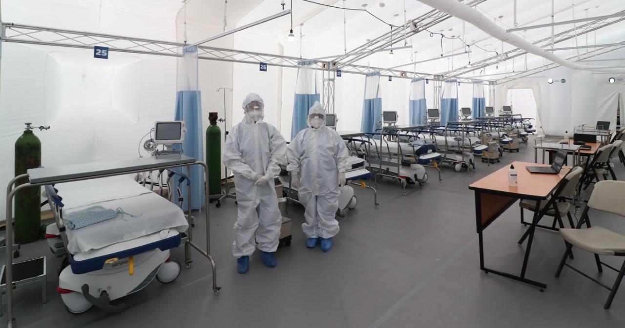 Encabeza Guanajuato ranking nacional en el tratamiento de pacientes con Covid