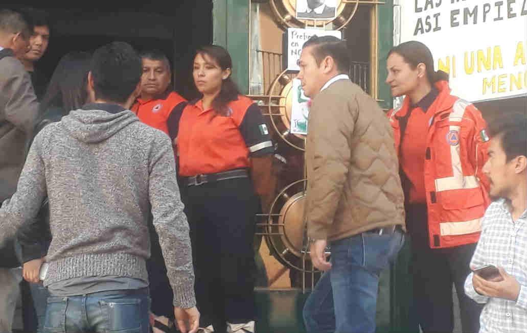 Acepta Alcalde pliego petitorio de estudiantes de la UG