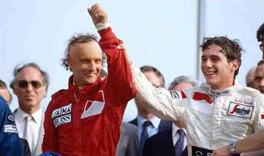 Muere Niki Lauda