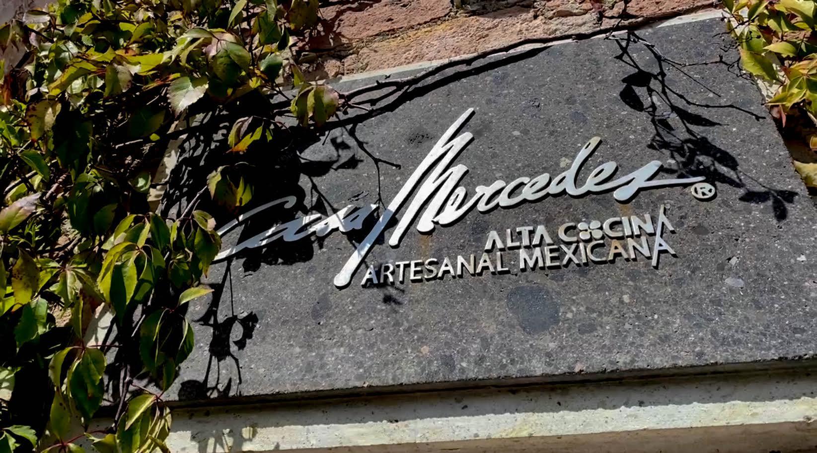 """""""Casa Mercedes"""" es por sexto año consecutivo un """"Imperdible de México"""""""