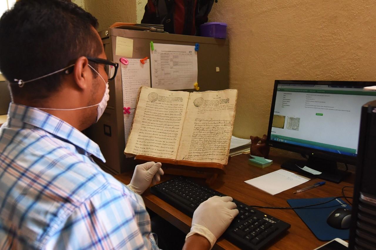 Tendrá Archivo Histórico de Irapuato sitio web para consultas y atención