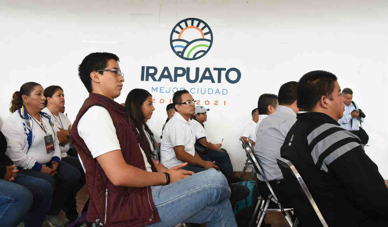 Realizan clínicas de arbitraje en Irapuato
