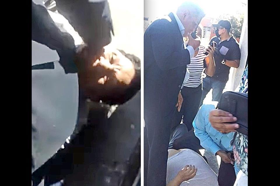 Deslindan a agentes ministeriales de muerte de comerciante en Celaya
