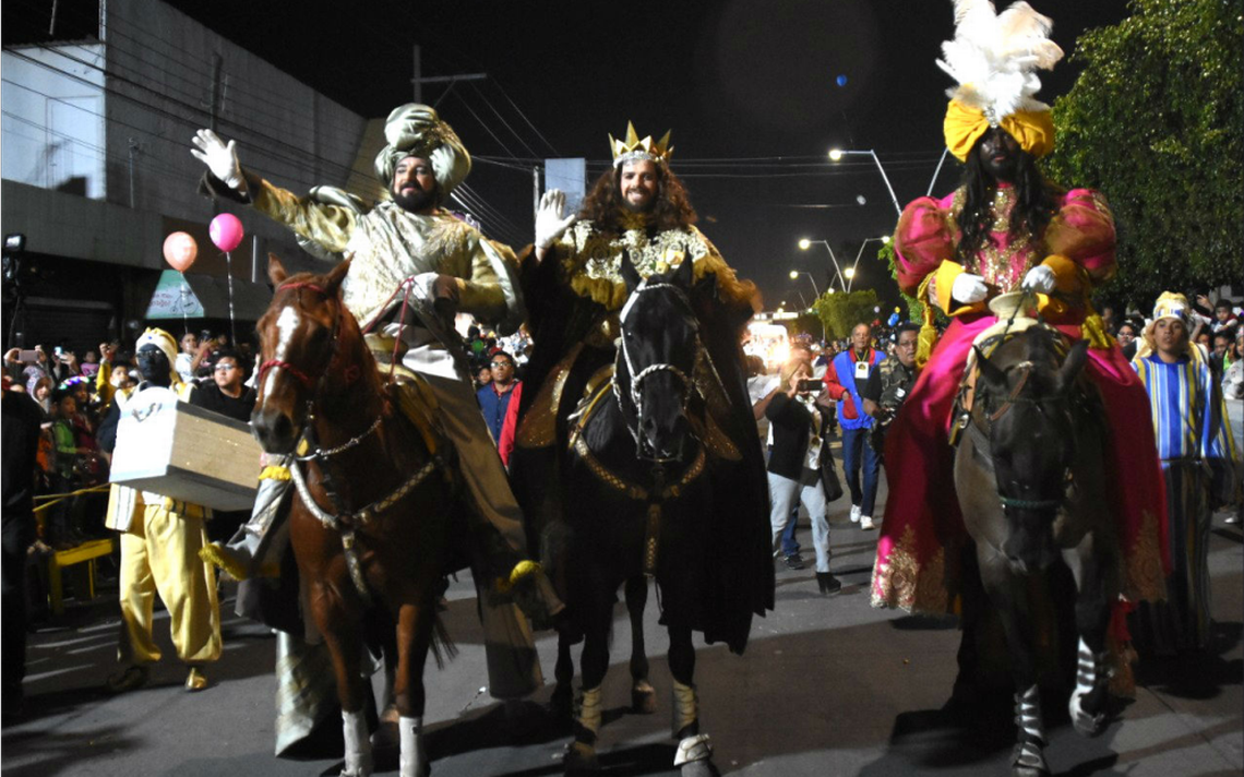 Realizarán Cabalgata de Reyes Magos virtual en Irapuato