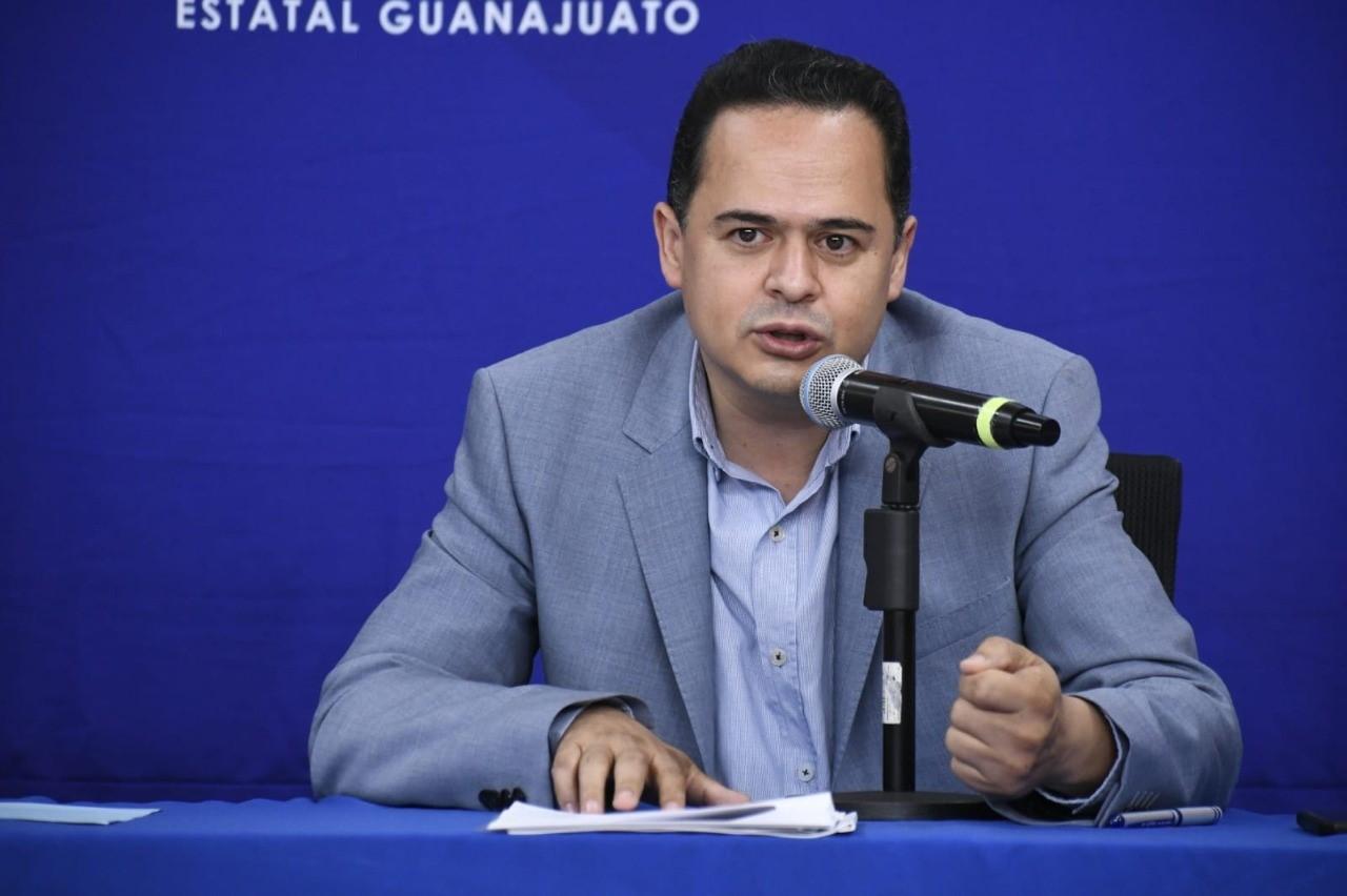 Exhorta dirigencia del PAN a federación a no dejar solo a Guanajuato en seguridad