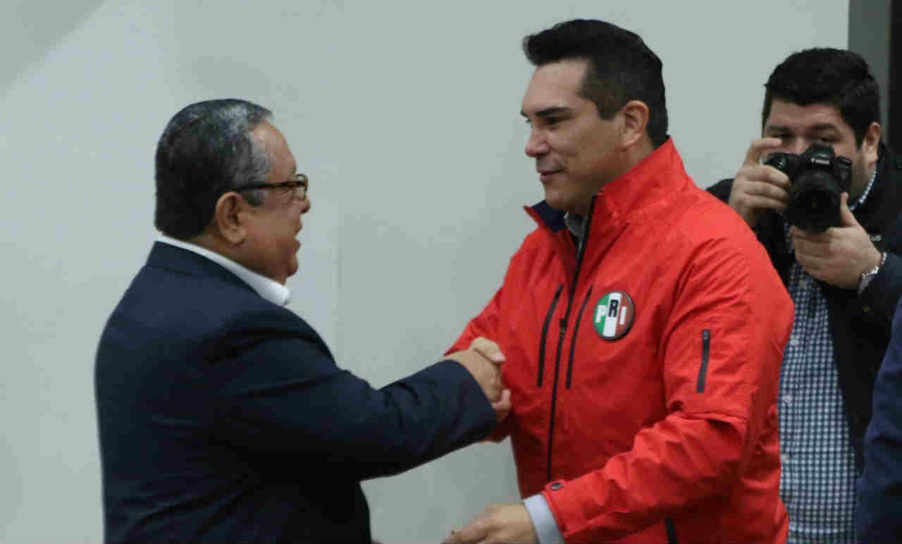 Reconoce dirigencia nacional del PRI labor de diputados en Guanajuato