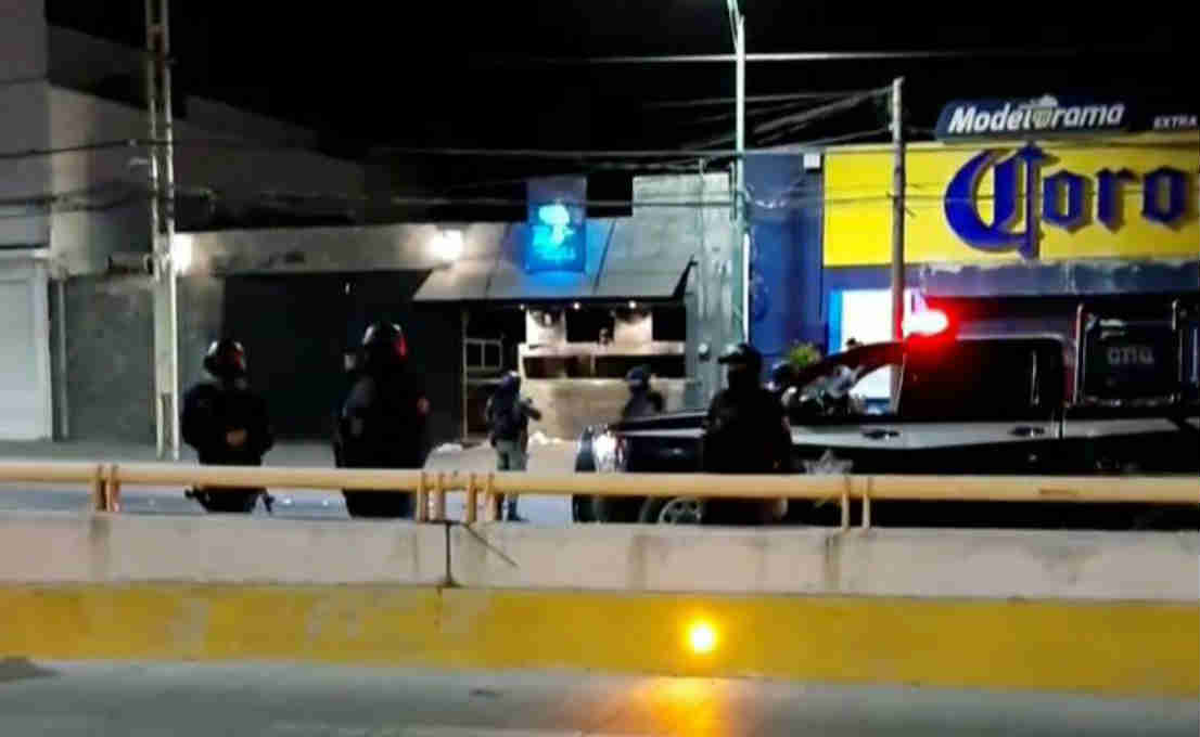 Atacan pistoleros bar en Celaya, dejan 3 muertos