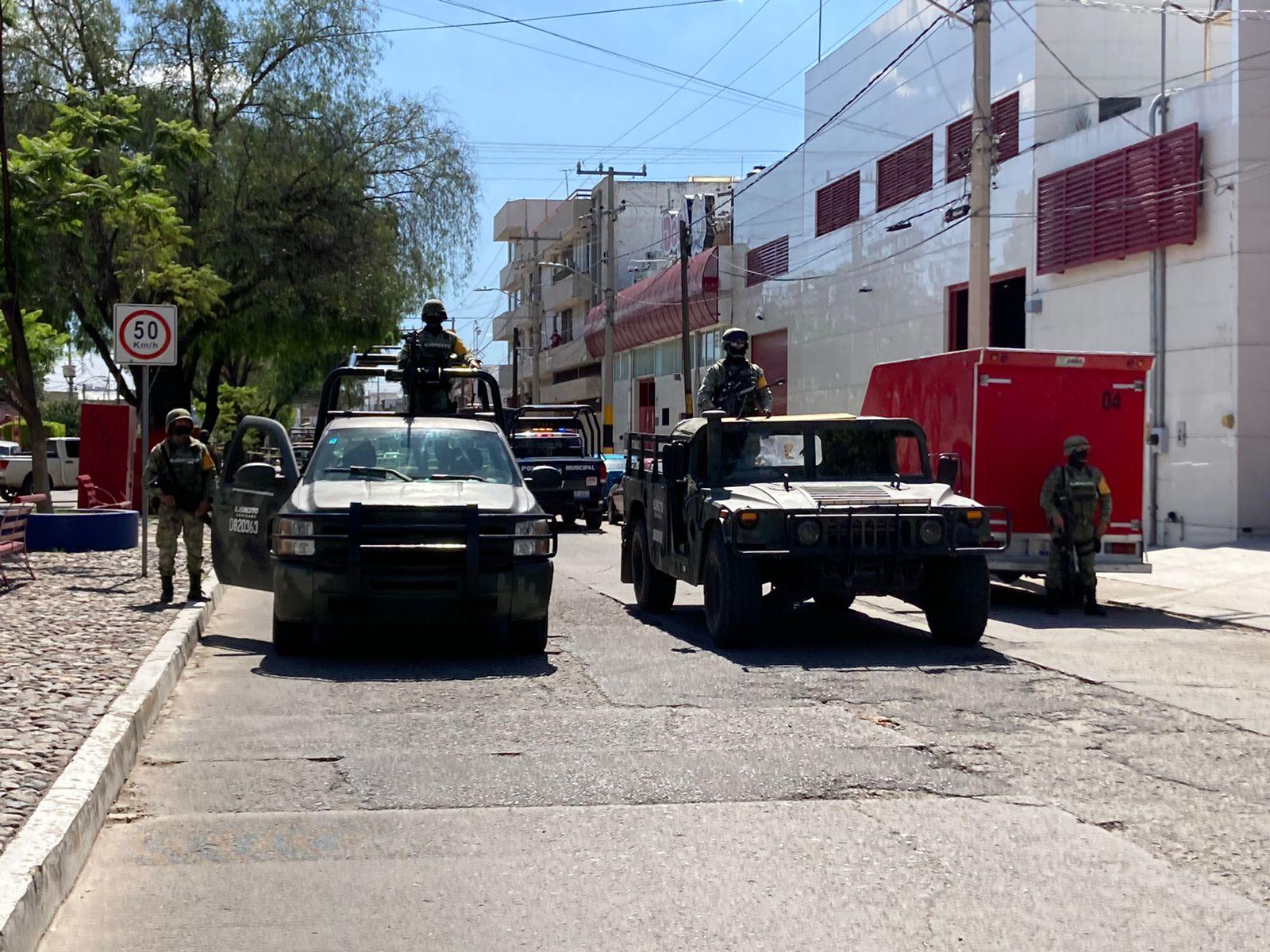 Indaga Fiscalía General de Guanajuato ataque a policías municipales de León
