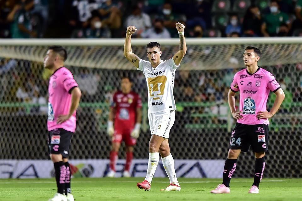 Aspira Pumas a Repechaje tras vencer a León